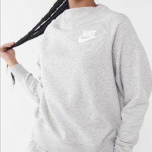 Nike Rally Rib Sweatshirt